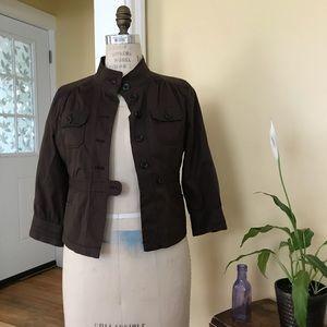 Military Inspired Old Navy Blazer/jacket